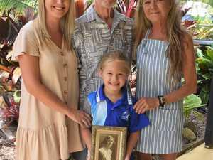 FAMILY HISTORY: Rachelle Marian, Des Bickle, Sue
