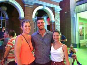 Alex Beer, Bryce Thomas and Tamika Stephens.
