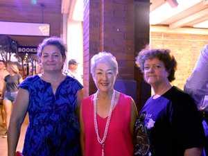 Paola Cabezas, May Tracy Dobie and Deborah