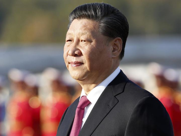 Chinese President Xi Jinping. Picture: AP