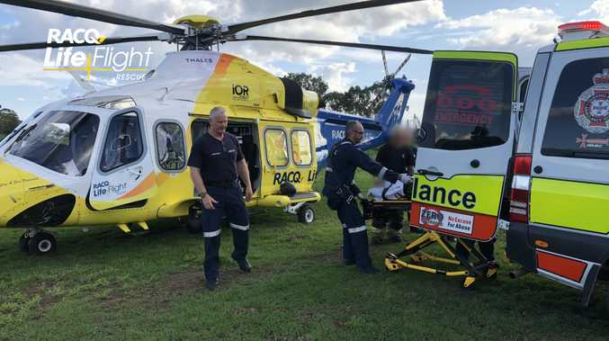 Australia Day barbecue goes horribly wrong for Downs woman