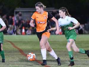 Looking sharp for a crack in the NPL competition