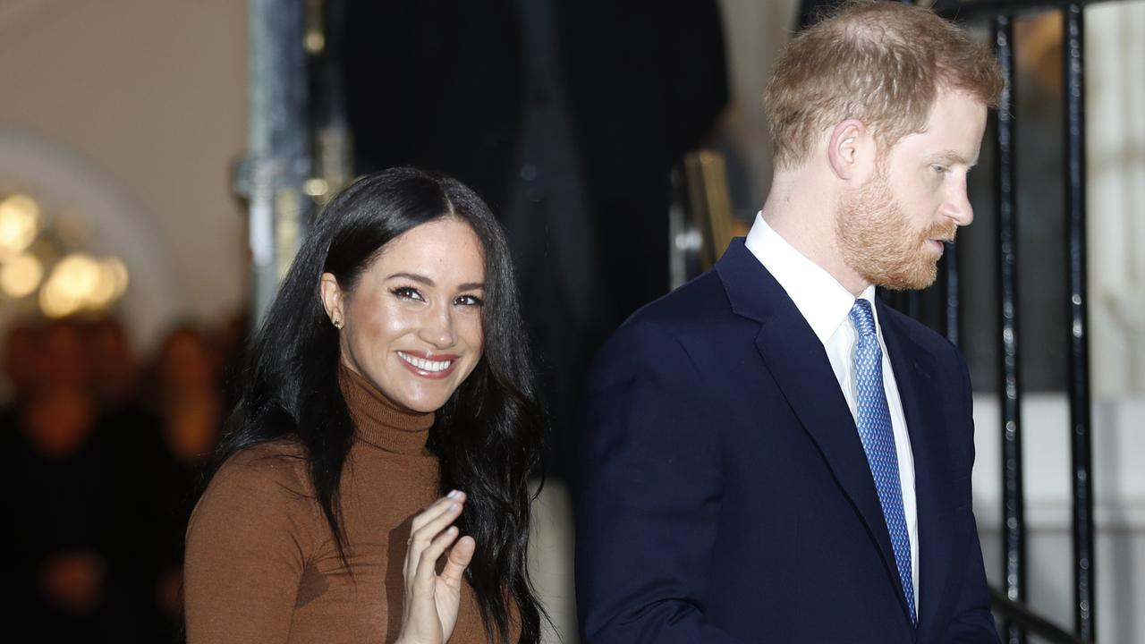 Harry and Meghan's trial against The Mail on Sunday may take place this year. Picture: AP Photo.