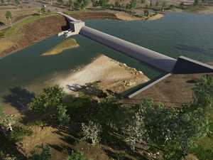 LNP angst over updated Rookwood Weir timeline
