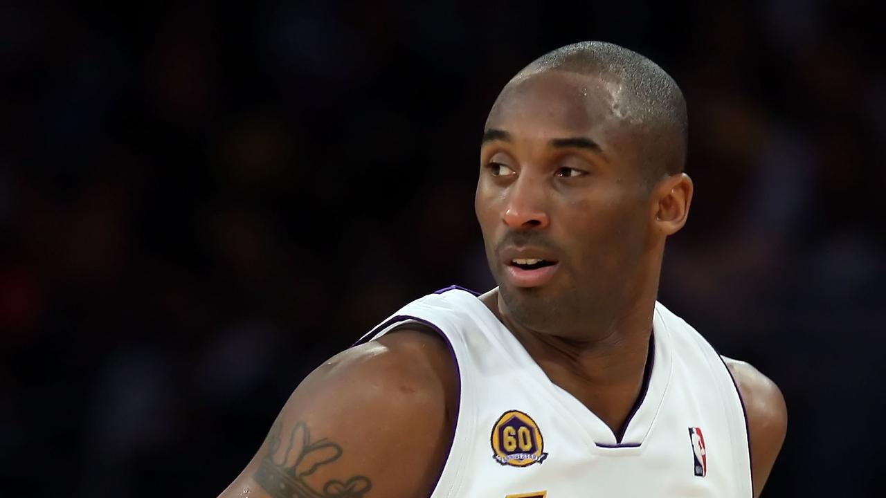 Kobe Bryant. (Photo by Lisa Blumenfeld/Getty Images)