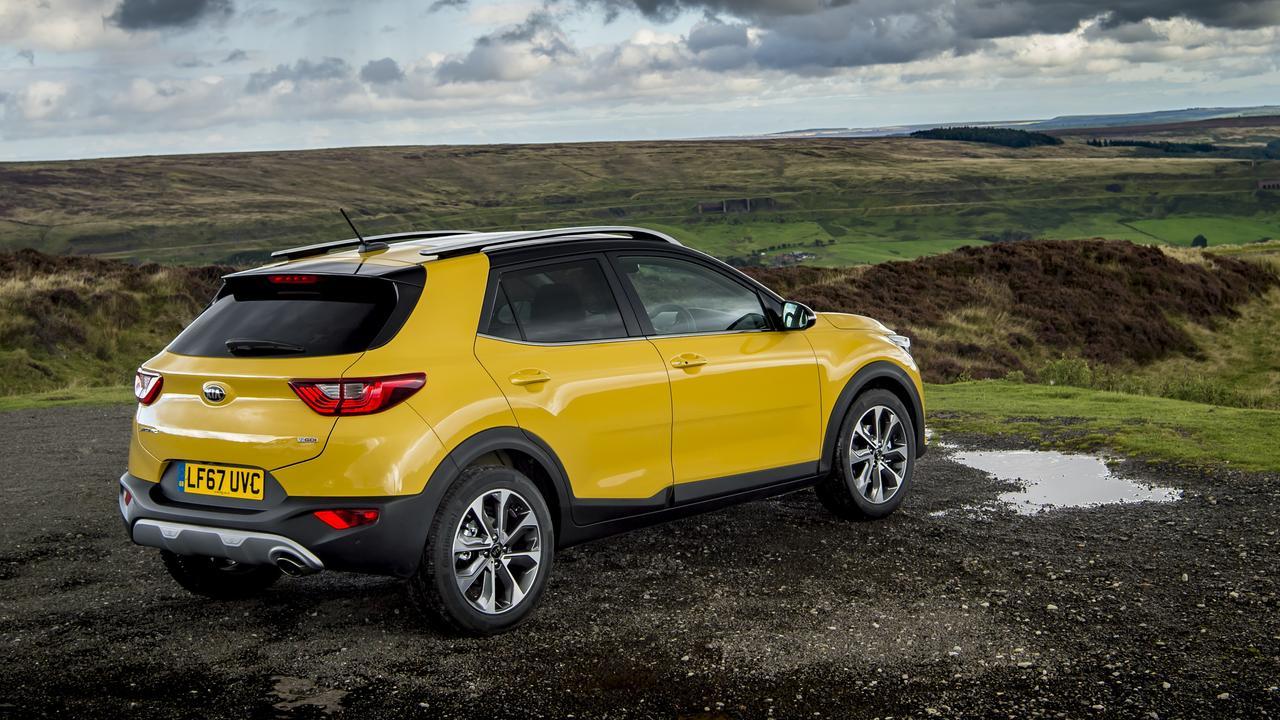 Kia will launch the small Stonic SUV in Australia late in 2020.