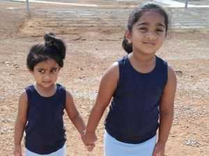 Hearts ache as little girl starts prep in offshore detention