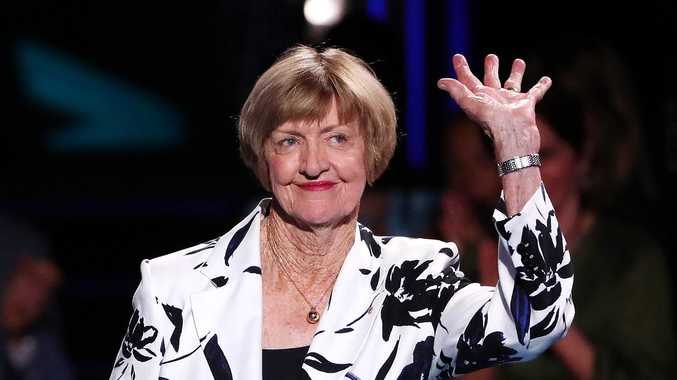Cloud over Margaret Court grand slam anniversary
