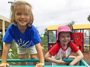 Back to kindy and school for Toowoomba children
