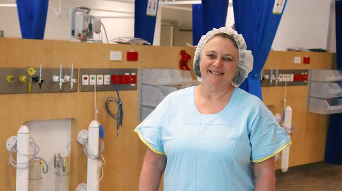 How appendicitis inspired 36-year nursing career