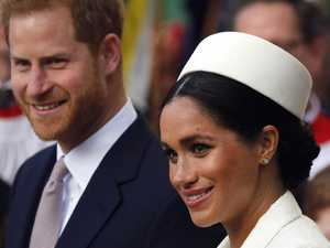 Harry and Meghan's coded message to the Queen