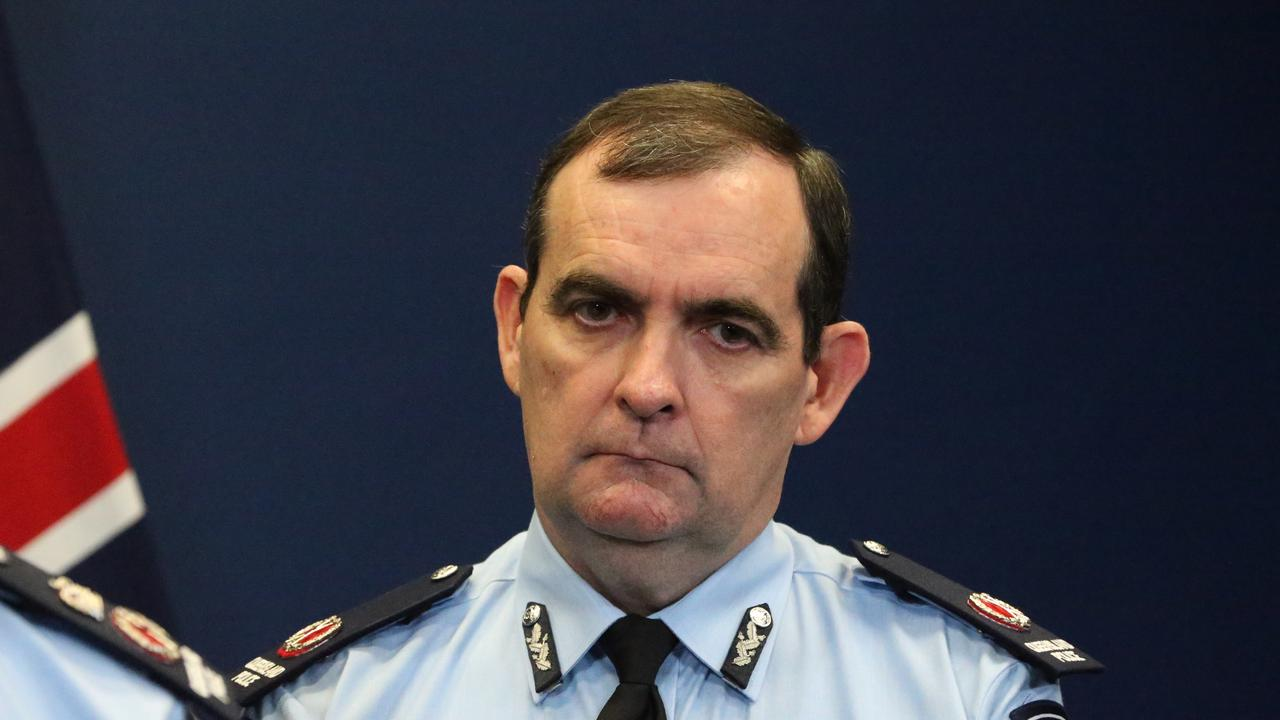 Assistant Police Commissioner Mike Keating urged parents to familiarise themselves with the school drop-off and pick-up practices.