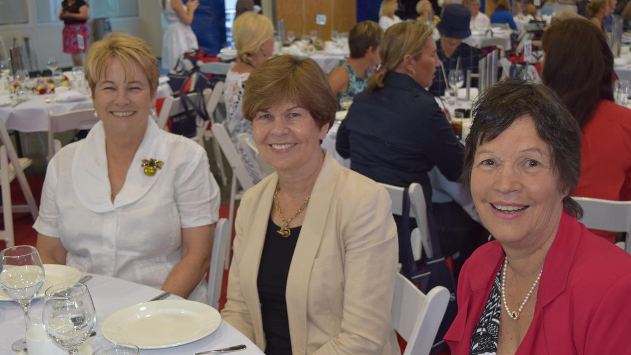 Dorothy Khoo, Barbara Conaghan and Meredith Sutherland.