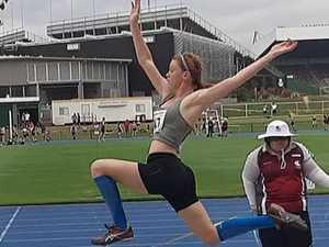 Tait retains Queensland heptathlon title