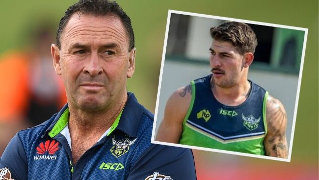 Ricky Stuart on the Curtis Scott incident.