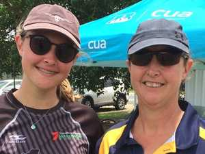 Mother-daughter help team claim first women's title