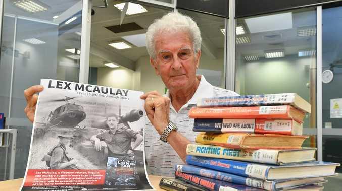 Author to share tips on publishing