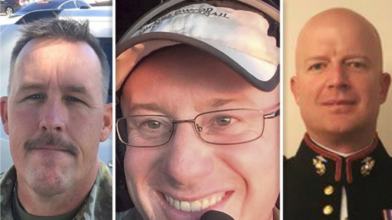 A GoFundMe campaign has been created to help support the families of three US Firefighters who died while water bombing bushfires in NSW.