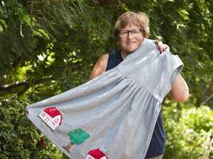 Toowoomba woman lucks out with donation find