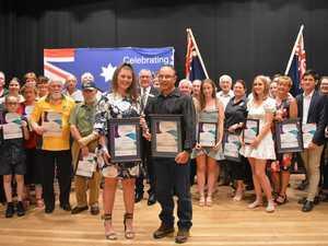 30+ PHOTOS: South Burnett Australia Day Awards 2020