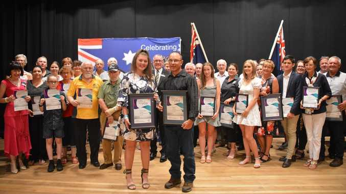 30+ PHOTOS: South Burnett Australia Day Awards 2020