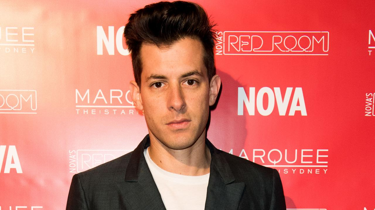 Record producer and musician Mark Ronson has been linked to an actress from one of the early Harry Potter films.