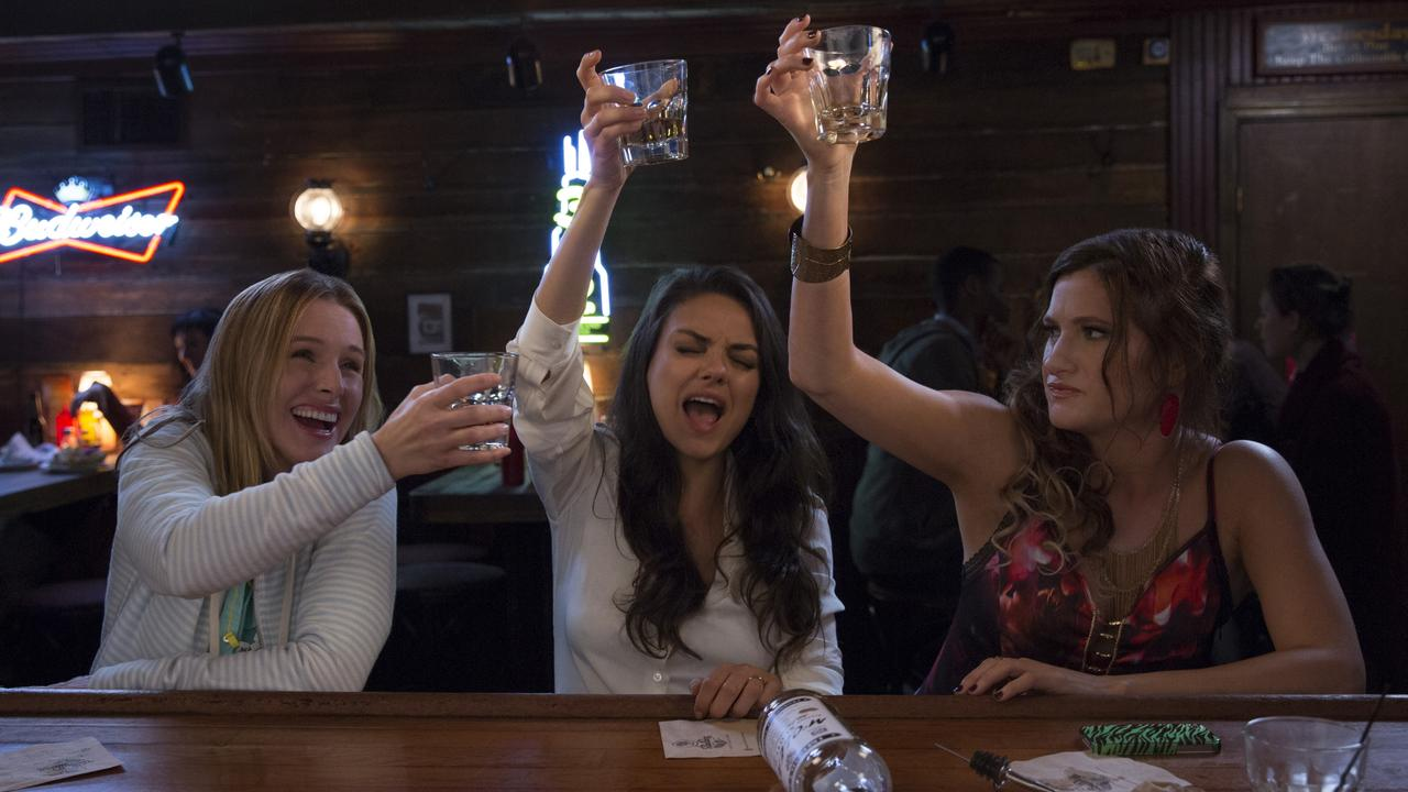 Congratulations, parents. We made it. Picture: Bad Moms/supplied