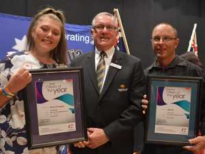 Young achiever awarded for dedication to her community