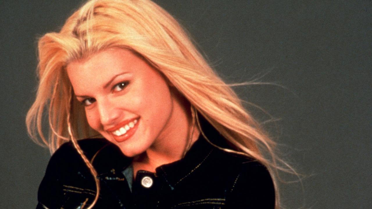 Jessica Simpson in 2000.