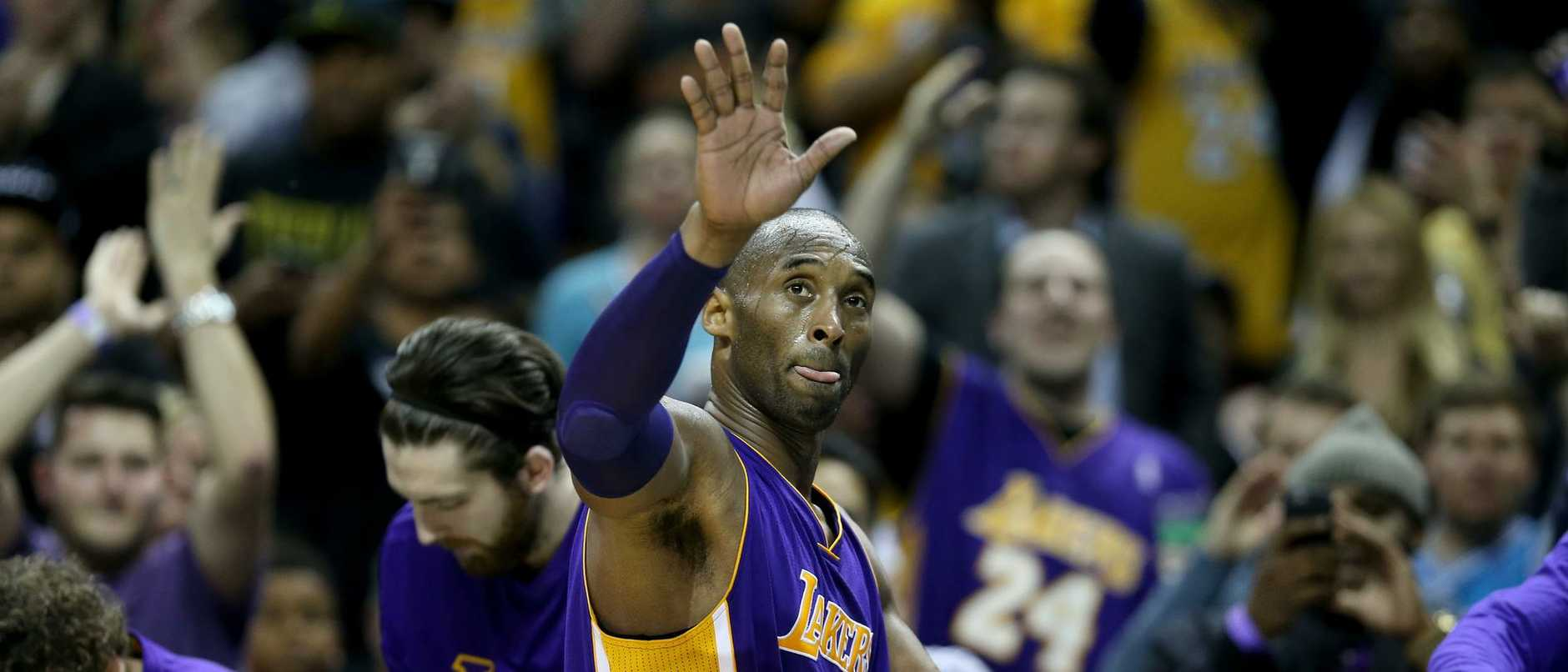FILE: Kobe Bryant Reportedly Killed in California Helicopter Crash Los Angeles Lakers v Charlotte Hornets