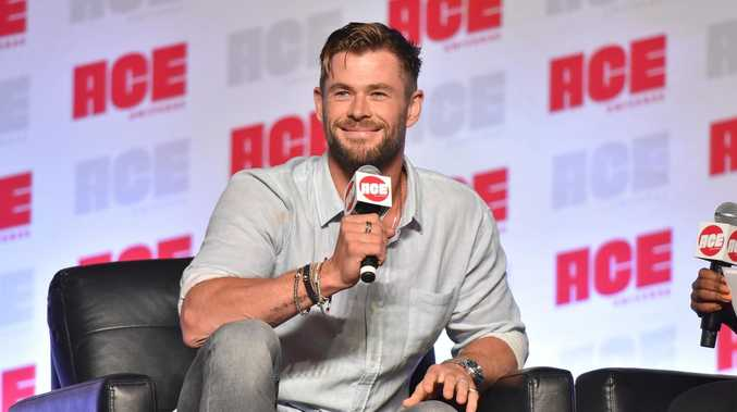 Hemsworth's passionate call to 'change the date'