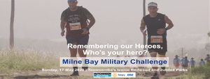 The Milne Bay Military Challenge trail run/ walk race is an event that raises funds to help local not-for-profit charity/ organisation and schools