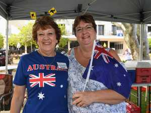 Hervey Bay Australia Day 2020