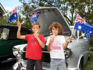 Australia Day at Hervey Bay Historical Village