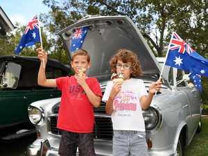 Australia Day at Hervey Bay Historical Village