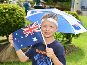 MEGA GALLERY: Fraser Coast Australia Day Celebrations