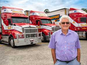 Transport industry icon awarded an OAM