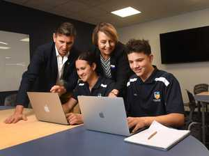 Trade college opens in Ipswich