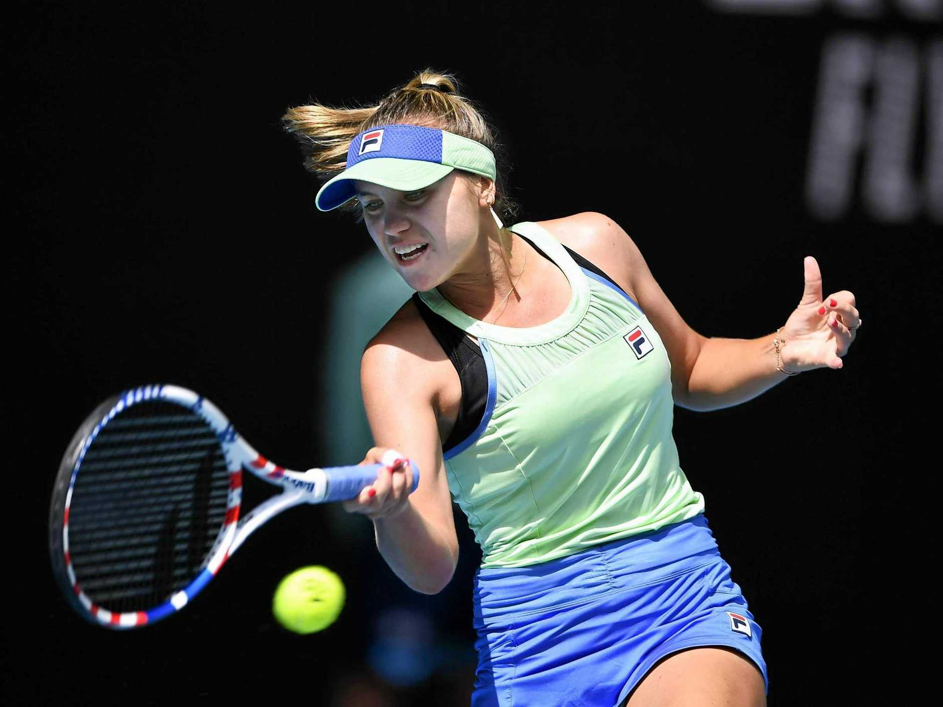 Kenin Sets Up Potential Aust Open Semi Clash With Barty Tweed Daily News