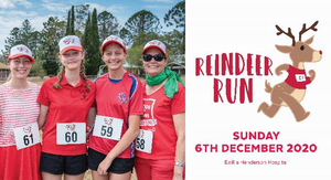 Join Rudolph and the gang for our annual charity run. Tickets opening soon.