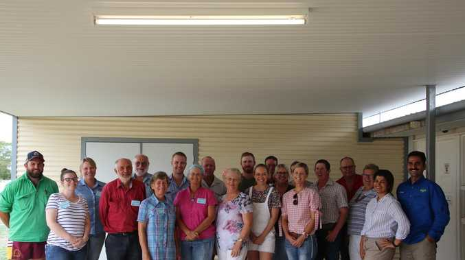 Mundubbera landowners treated to mapping workshop