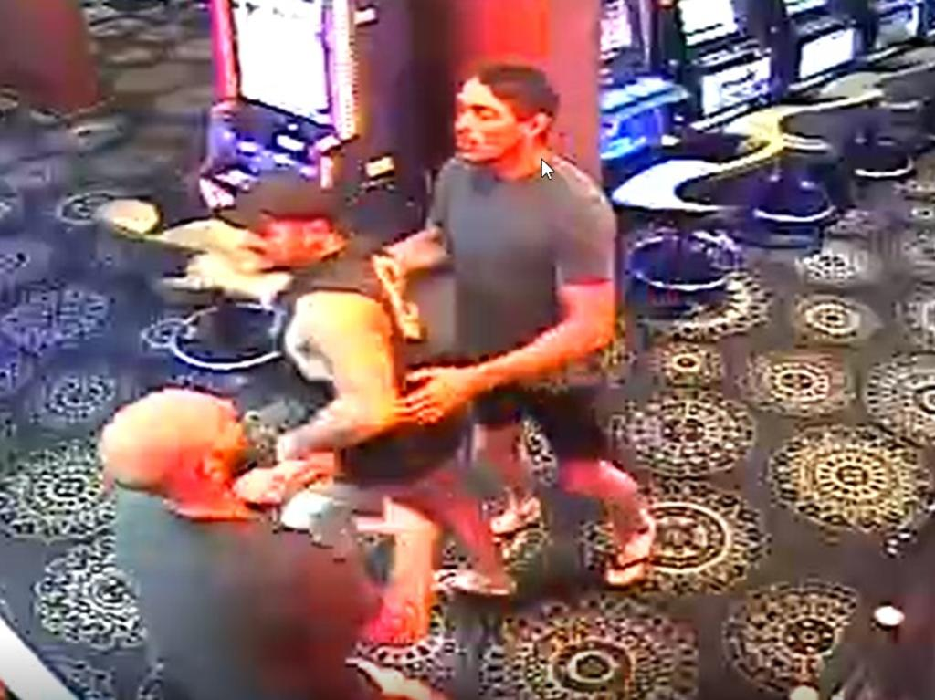Police are seeking public assistance to identify the two men pictured.