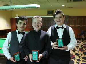 Junior snooker players shine at major competitions