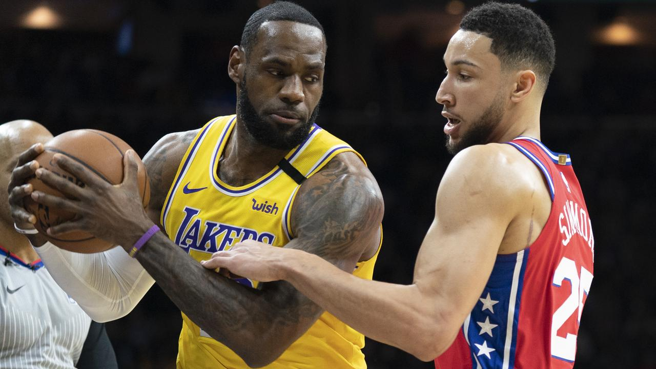 LeBron James and the Lakers won't be required to play again until the weekend.