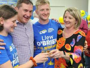 #goodbye: O'Brien joins MP ranks breaking up with Twitter