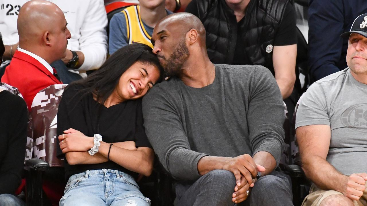 Kobe Bryant and his daughter Gianna were tragically killed.
