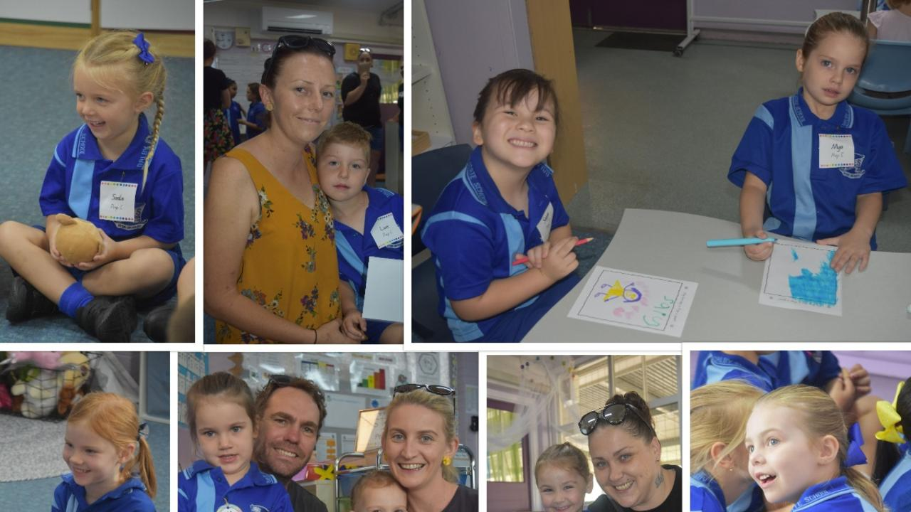 LOCAL: Dalby State School's newest batch of preppies started school on the right foot.