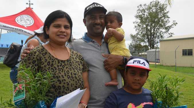 Meet some of region's newest Australian citizens