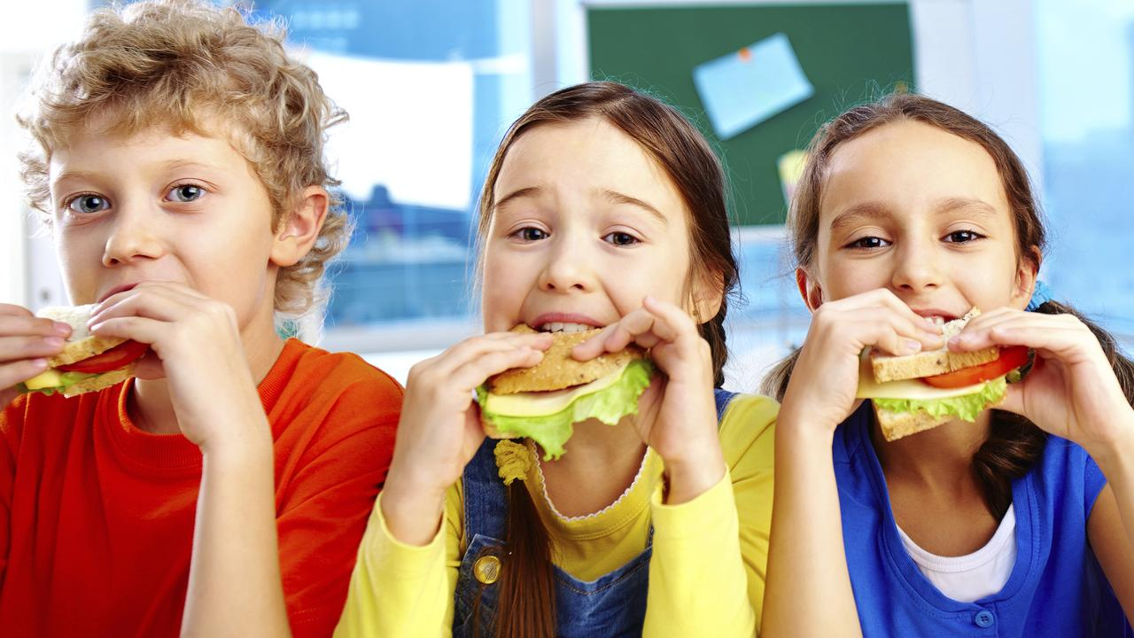 Sweet school lunch treats have been revealed to have high levels of salt. Picture: Thinkstock