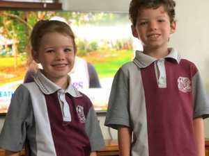 GALLERY: Mackay kids head off to school